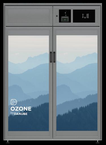 lavadoras industriales y armarios de ozono