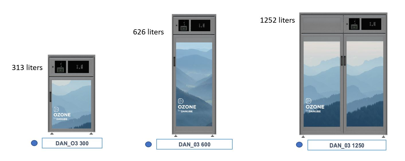 ozone cabinets