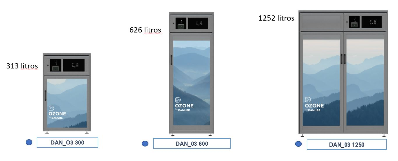 armarios de ozono