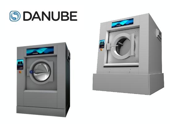 lavadora industrial de máxima capacidad