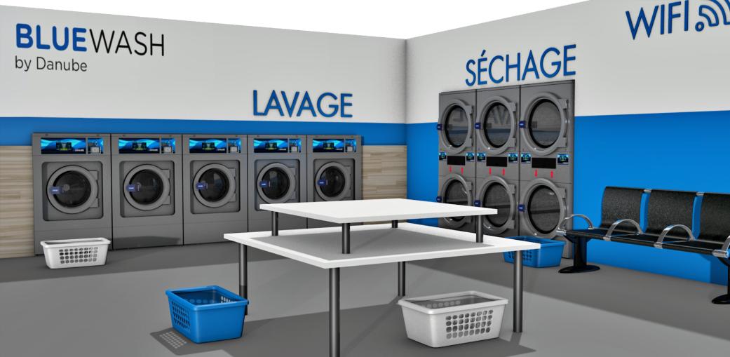 Dosificadores para lavadoras autoservicio
