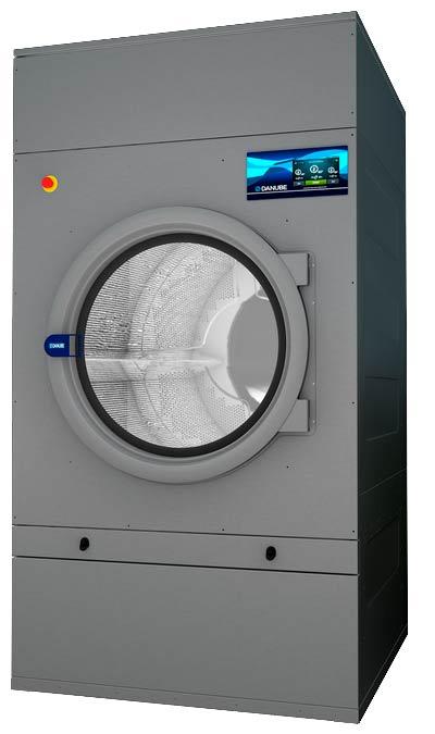 lavadora secadora industrial