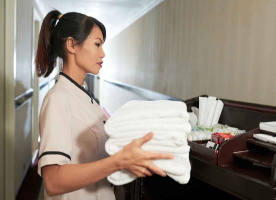 qué programa usar para lavar toallas